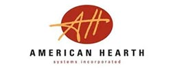 Woodall Heating & Cooling carries American Hearth Fireplaces